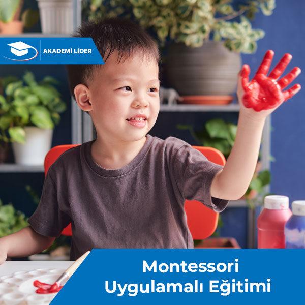 Montessori Uygulamalı Eğitimi