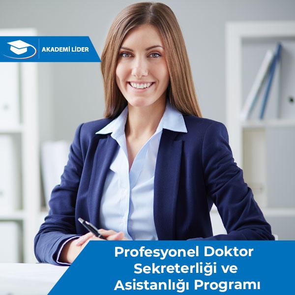 Profesyonel Doktor Sekreterliği ve Asistanlığı Programı