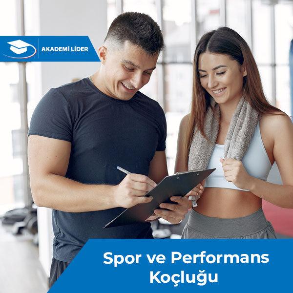 Spor ve Performans Koçluğu 5'li Paket