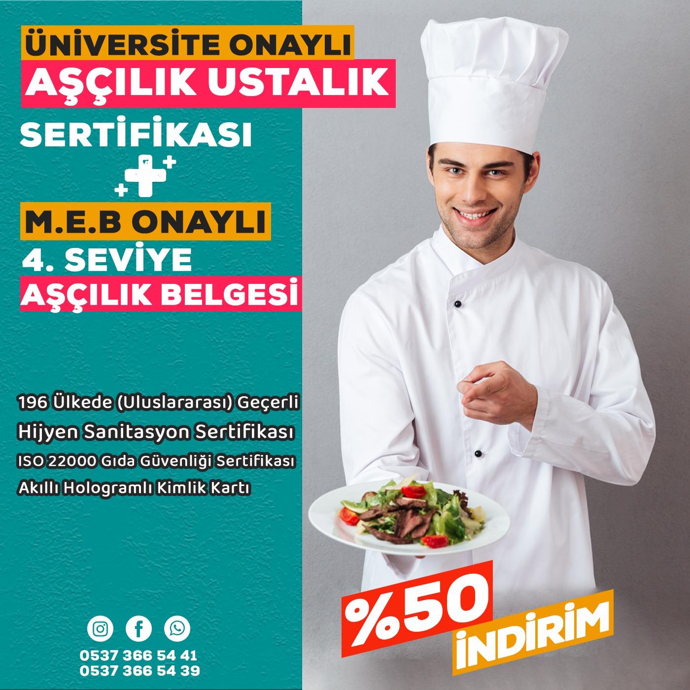 Aşçılık Eğitim Programı