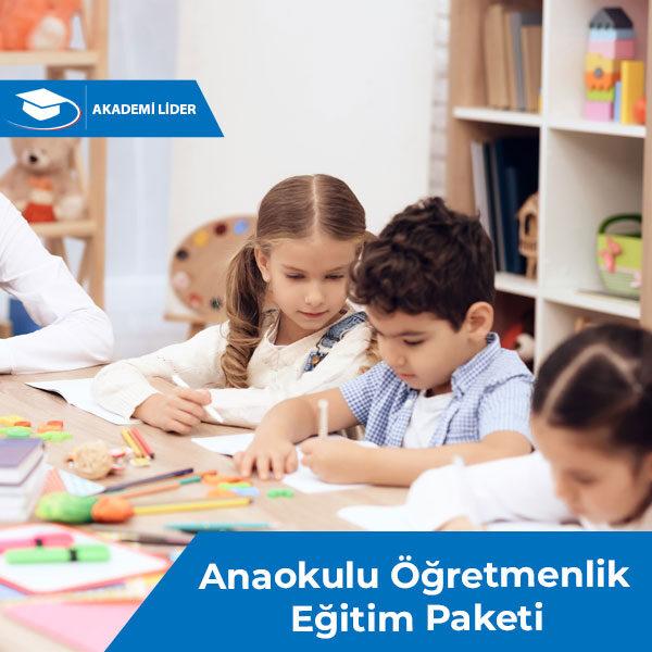 Anaokulu Öğretmenlik Eğitim Paketi