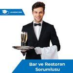 Bar ve Restoran Sorumlusu